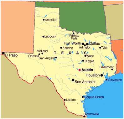 Map Of Texas Victoria.Care Planning Council Of Texas Members Medical Alert Health